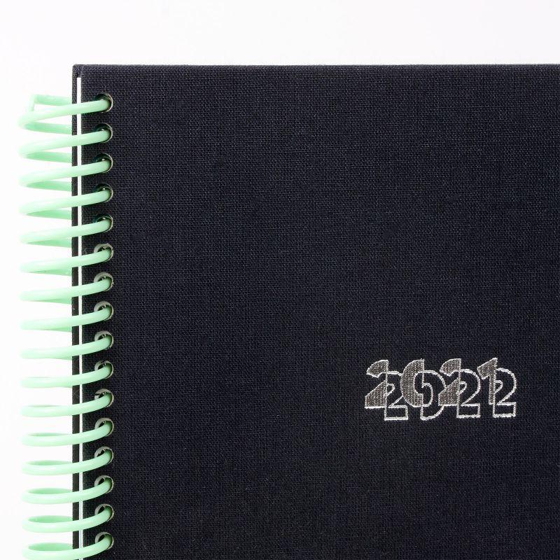 Diary A5 21/22  Toilé Gotham