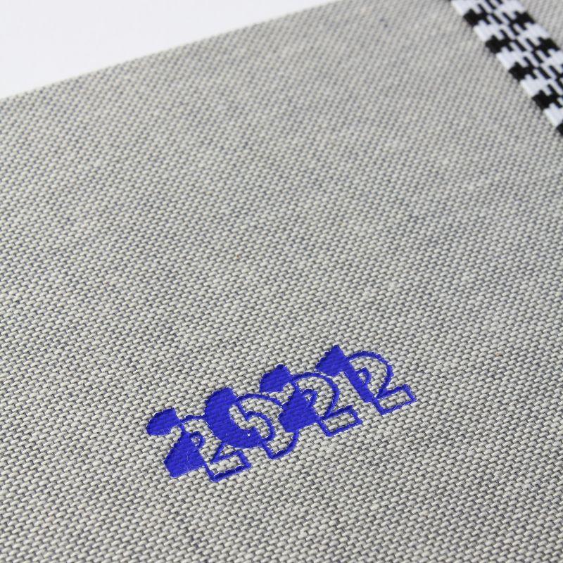 Agenda A5 21/22  Toilé Chiné