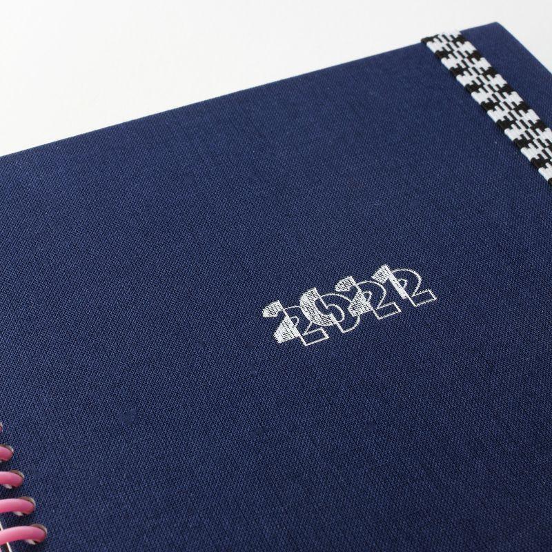 Diary A5 21/22  Toilé Marine