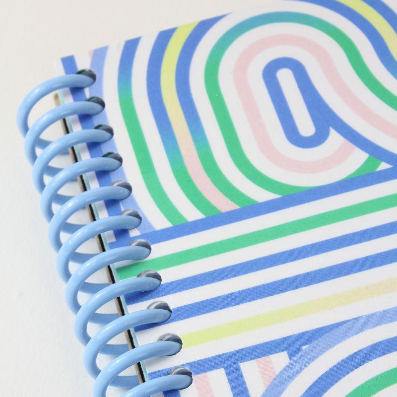 Diary A5 21/22  Tracks