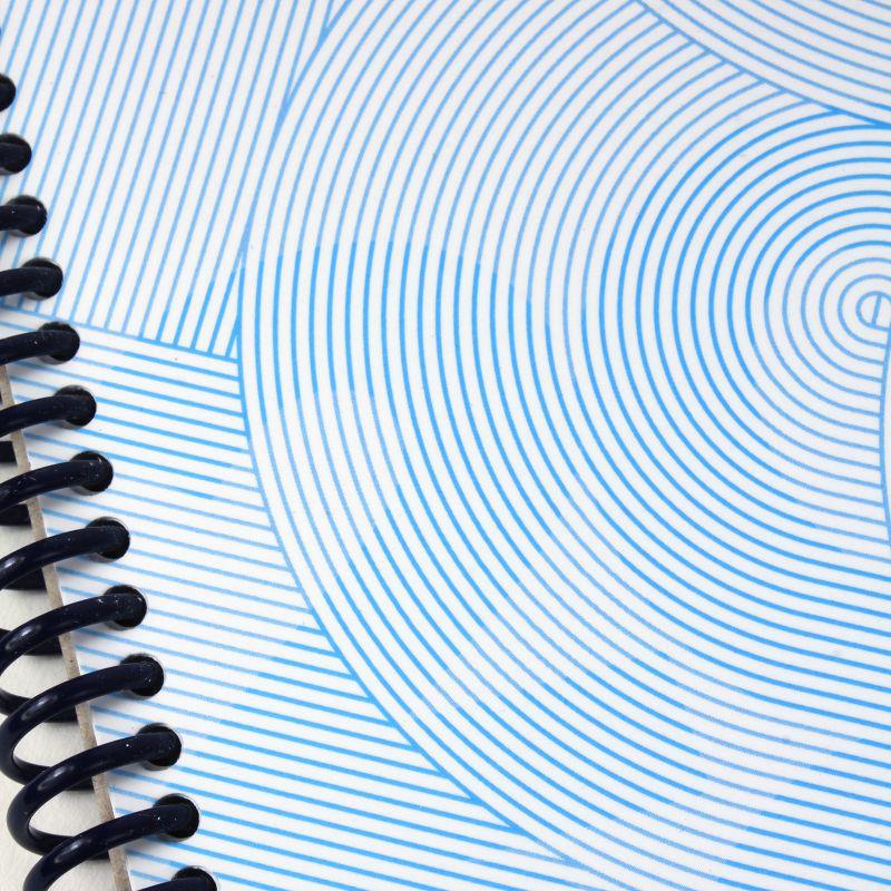 Agenda A5 21/22  Circuits bleu