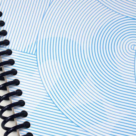 Diary A5 21/22  Circuits bleu