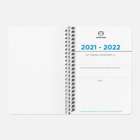 Agenda A6 21/22 Scolaire -  Echo