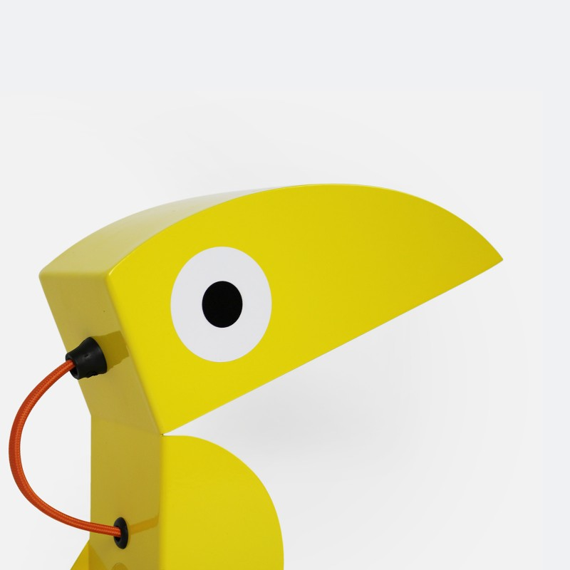 Toucan Lamp