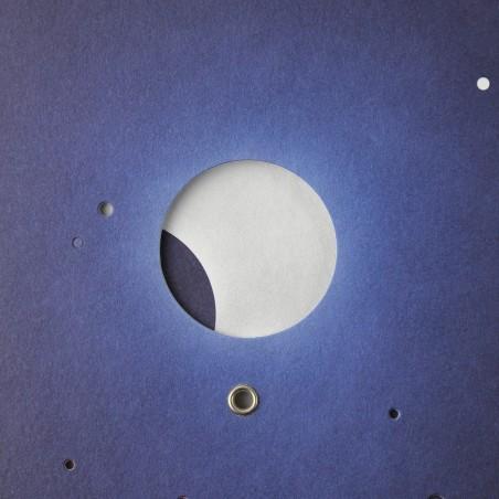 Carte A5 - Lune