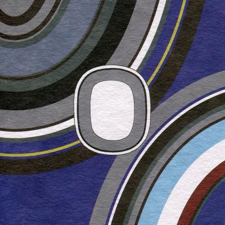 Carte A6 - Le Grand Oval Diptyque
