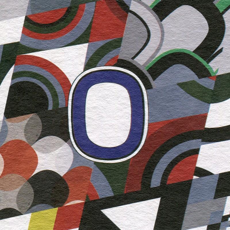 Carte A6 - Le Patchwork Diptyque