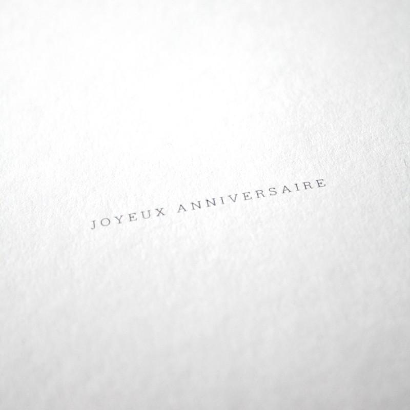 A6 Greeting Card - Birthday