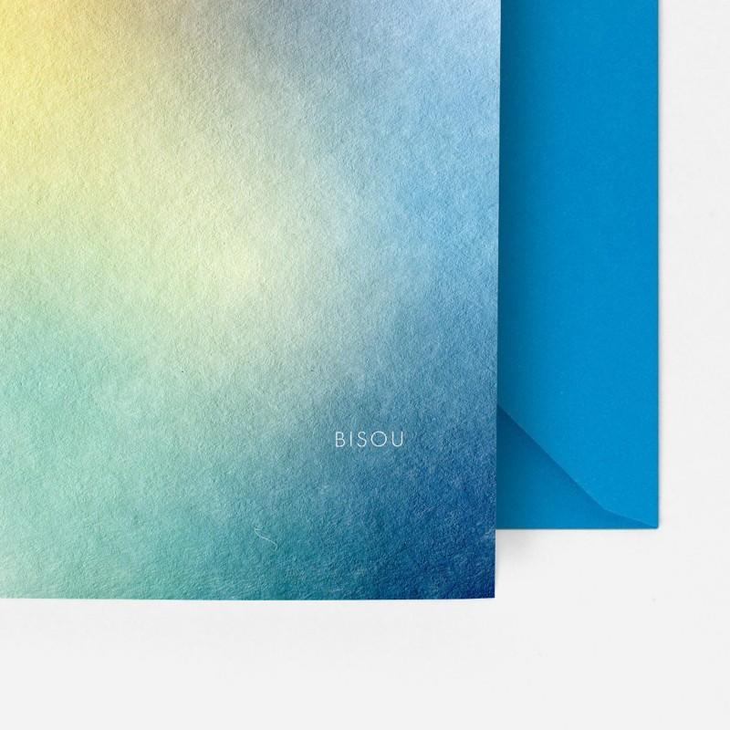 Carte A5 - Big Bisou