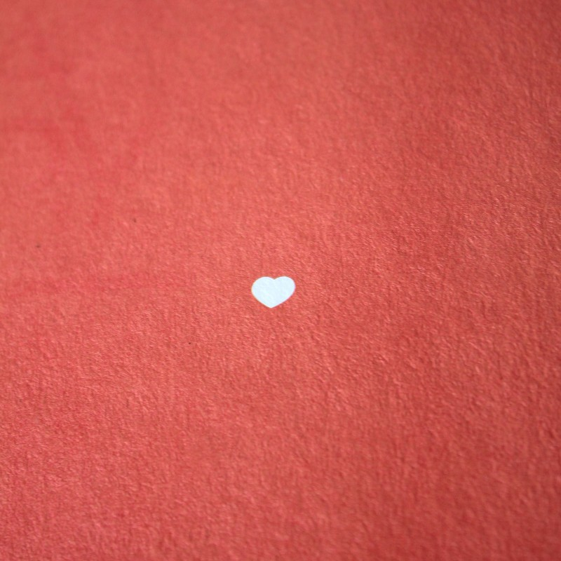 Carte A6 - Amour