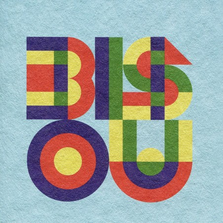 Carte A6 - Bisou Mint
