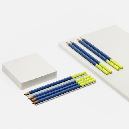Pencil - Blue Yellow