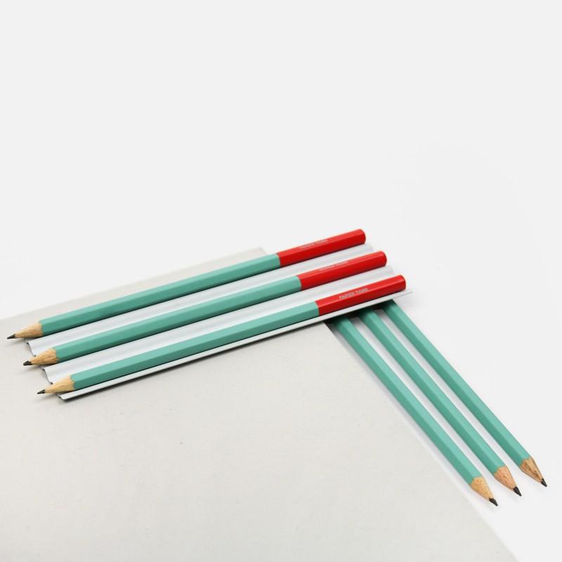 Pencil - Green Brick