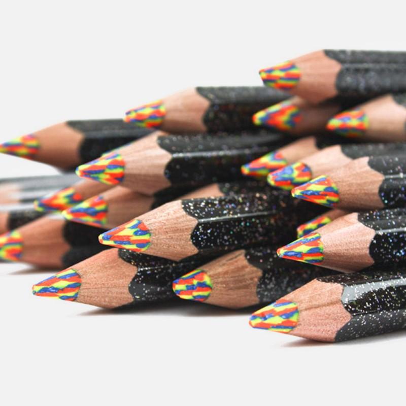 Multicolor Pencil - Neon