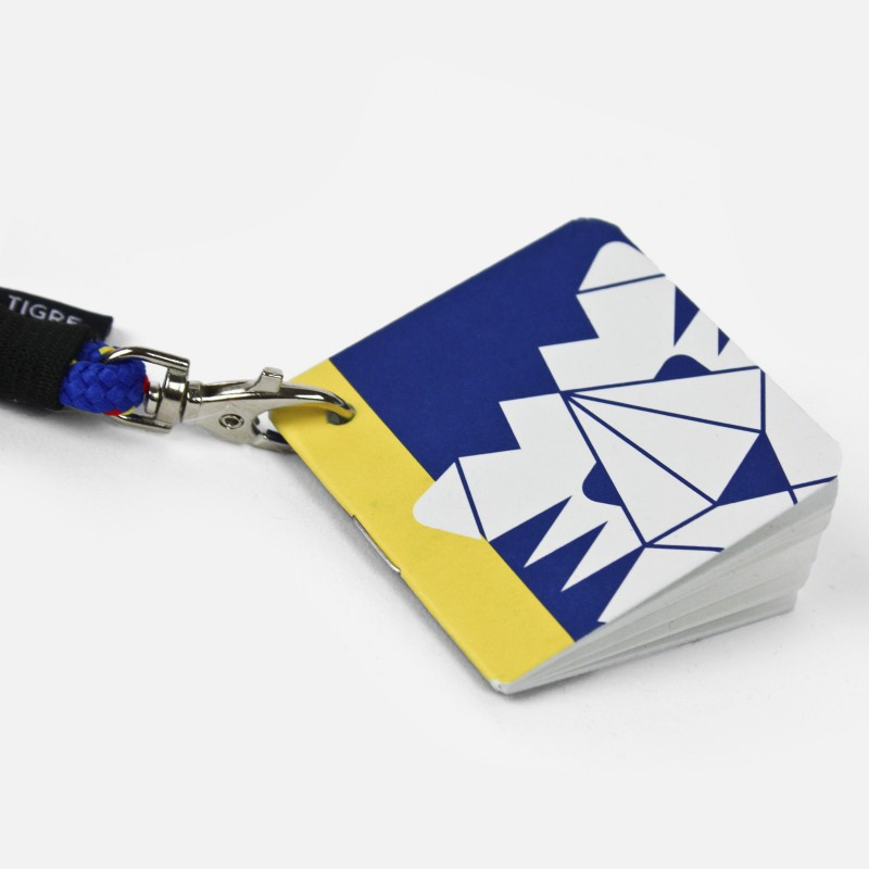 Porte-clés - NanoBook