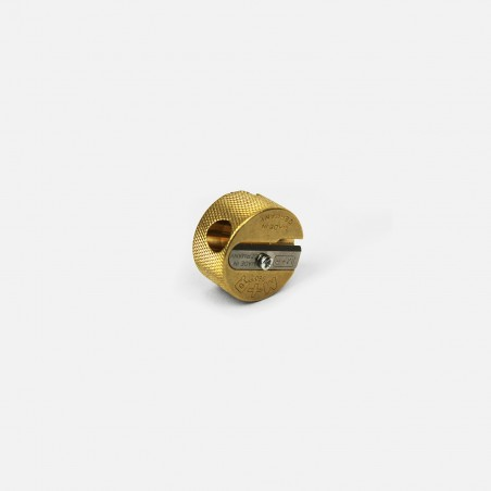 Double Brass Sharpener