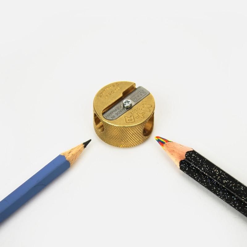 Taille Crayon laiton double
