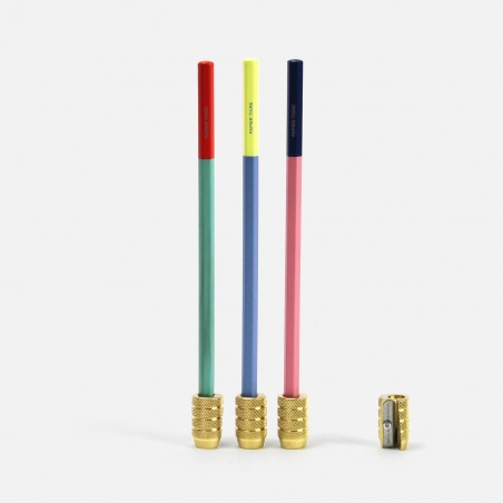 Taille Crayon simple Laiton