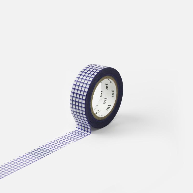 Masking Tape - Blue Squared