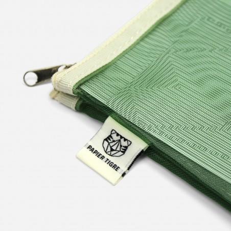Mesh Pocket - Green