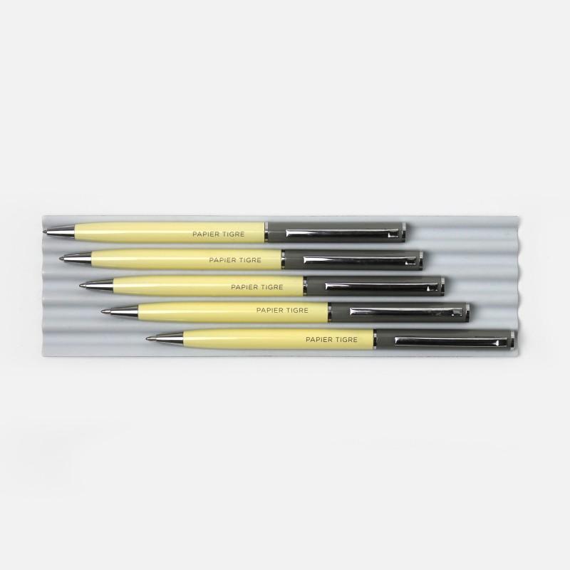 Ballpoint Pen - Straw Concrete