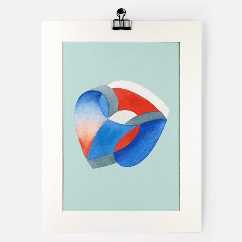 Limited Edition Print - Pacific