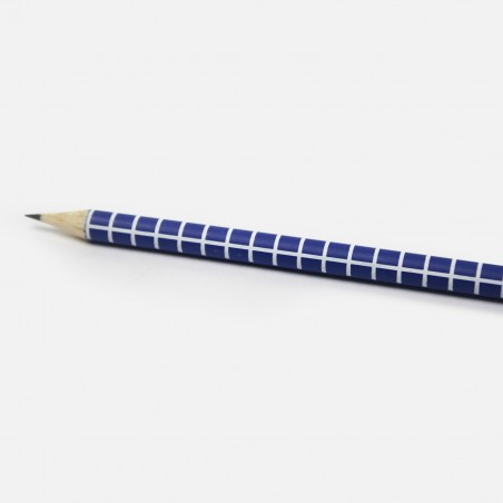 Pencil - Blue Squared