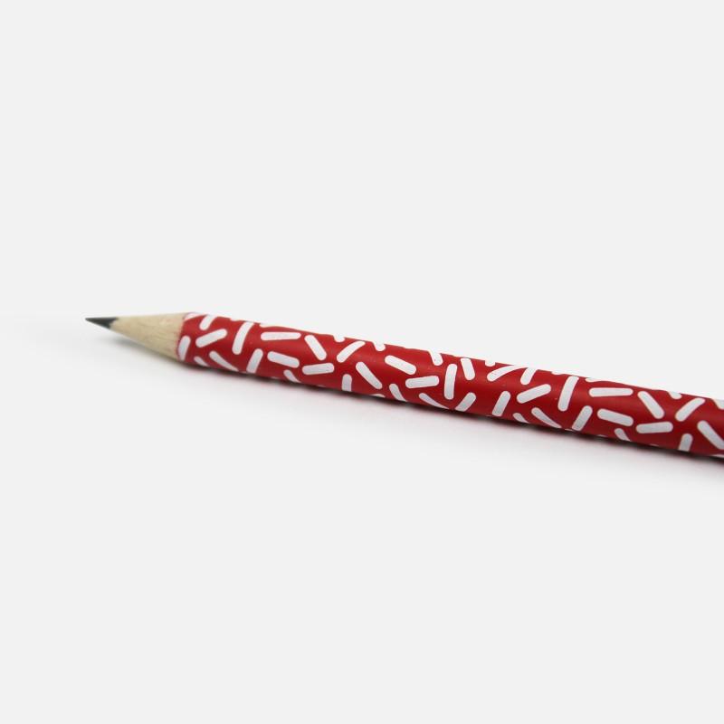 Crayon rouge