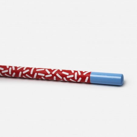 Pencil - Red Safari