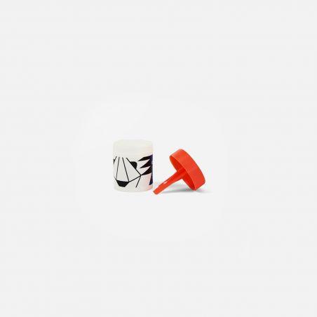 Colle Papier Tigre x Cléopatre