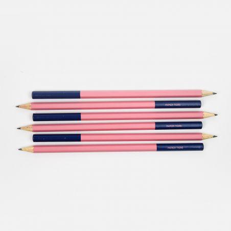 Pencil - Pink Navy