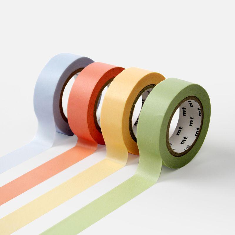 Masking Tape - orange pastel