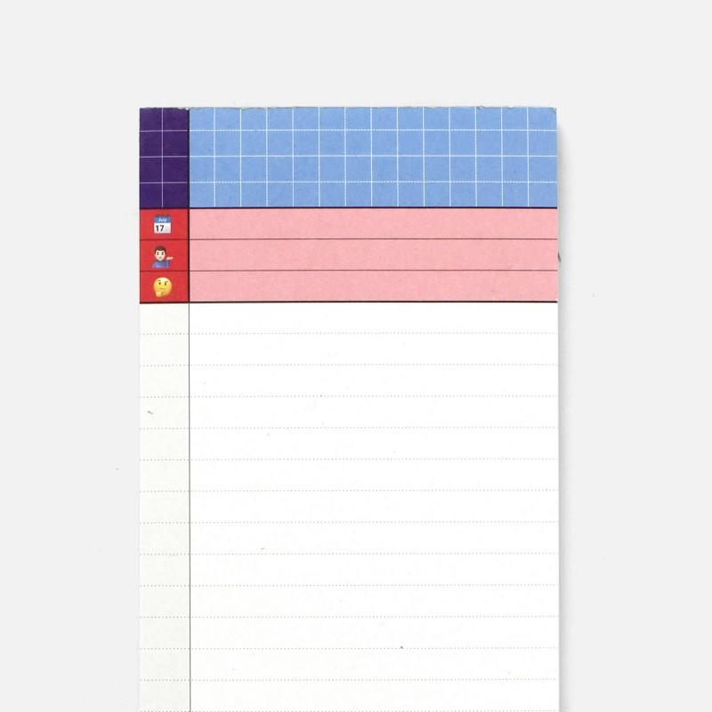 Bloc liste - Module