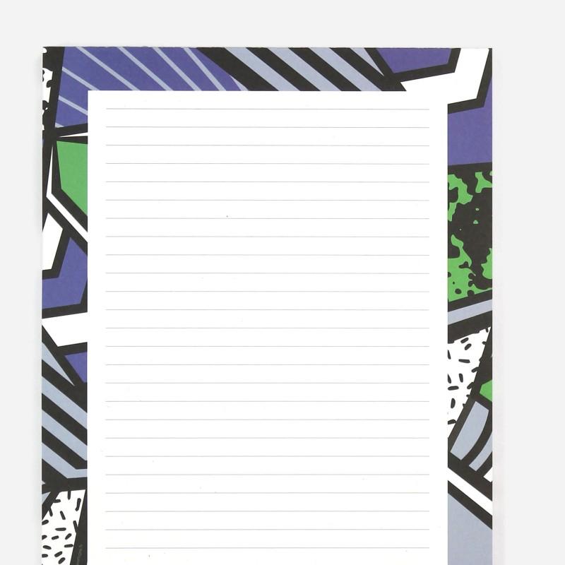 Bloc notes - Patchwork