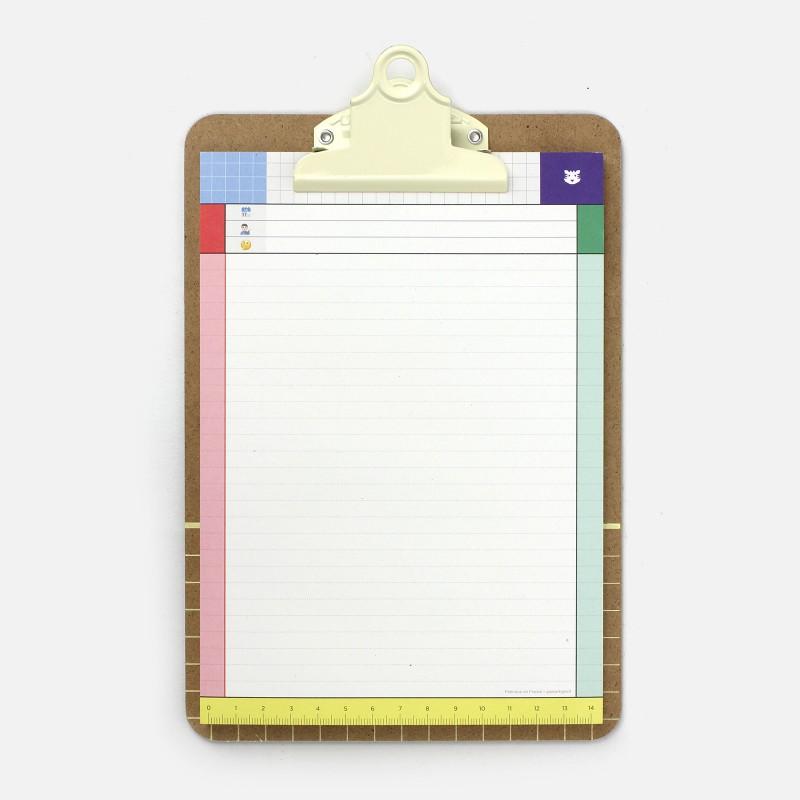 Bloc notes - Module  2