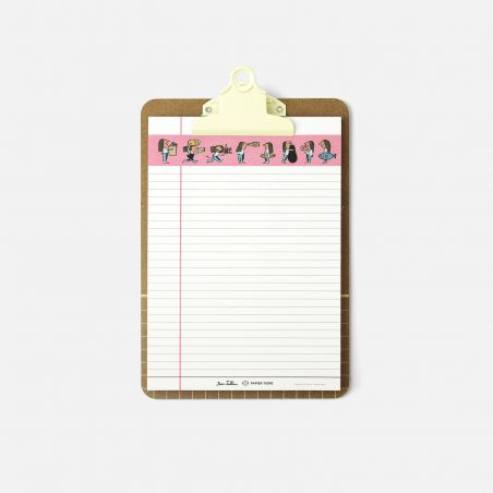 Bloc notes + Clipboard - PliPli