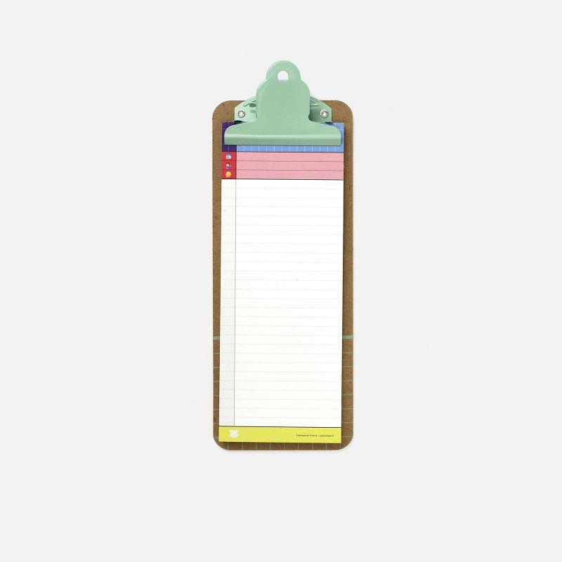 Bloc liste + Clipboard - Module