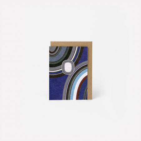 A6 Greeting Card - The Big Oval