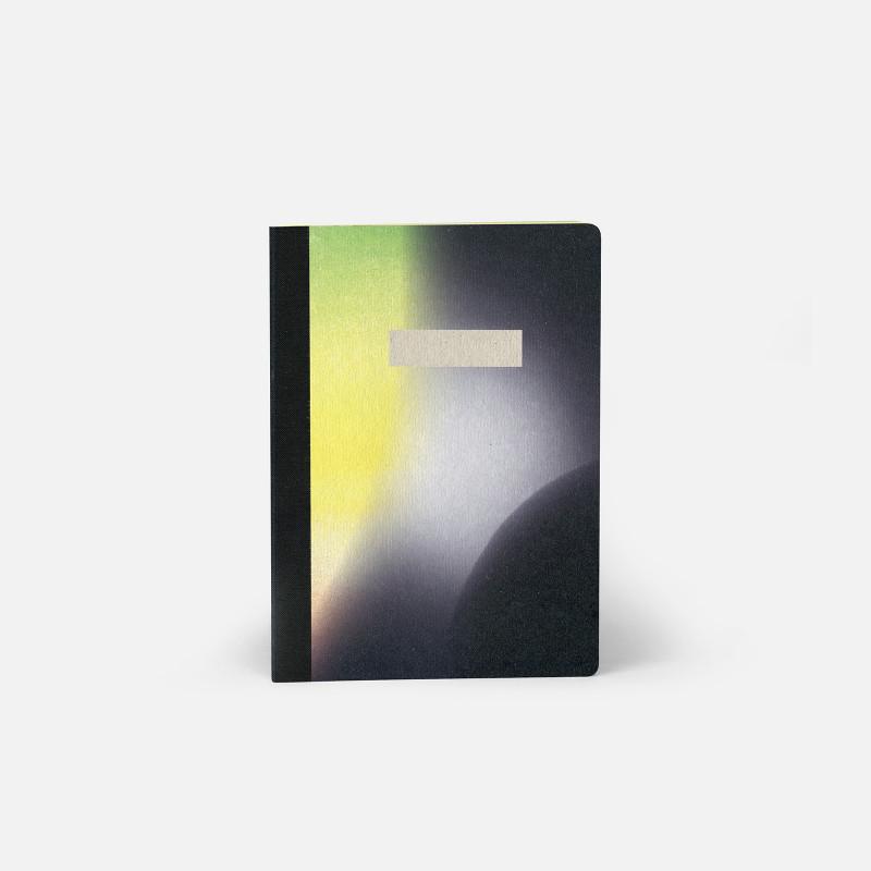 A5 Notebook - Mercury