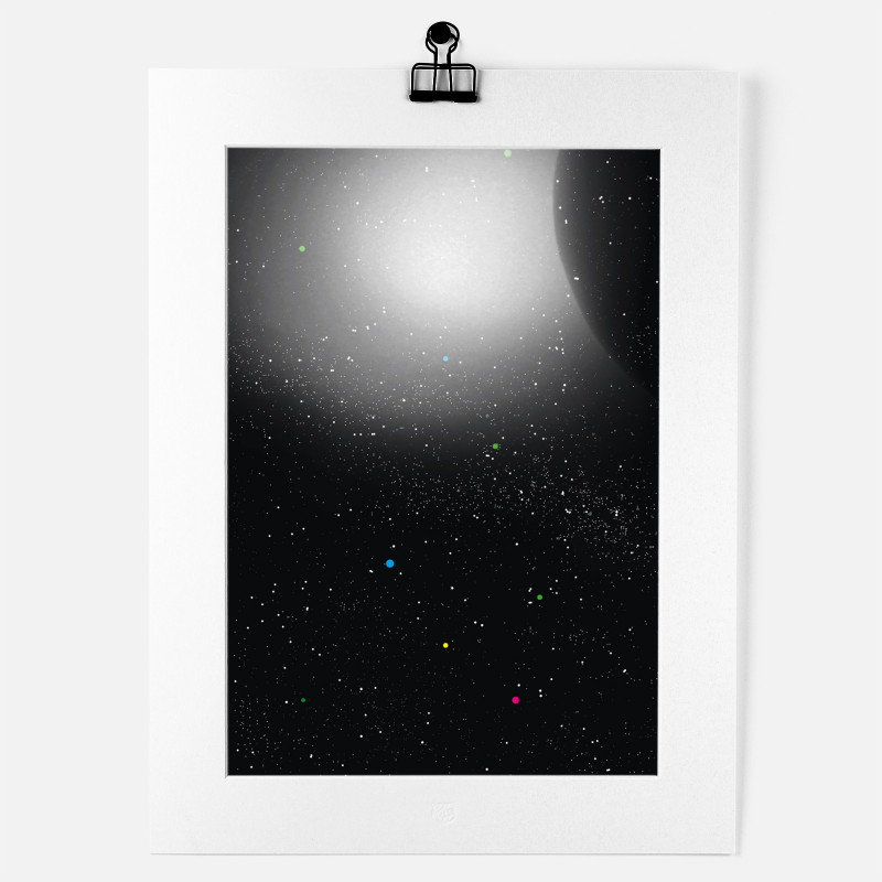 Limited Edition Print - Hubble