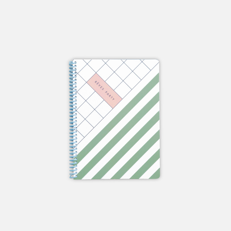 A5 Notebook - Dream Party