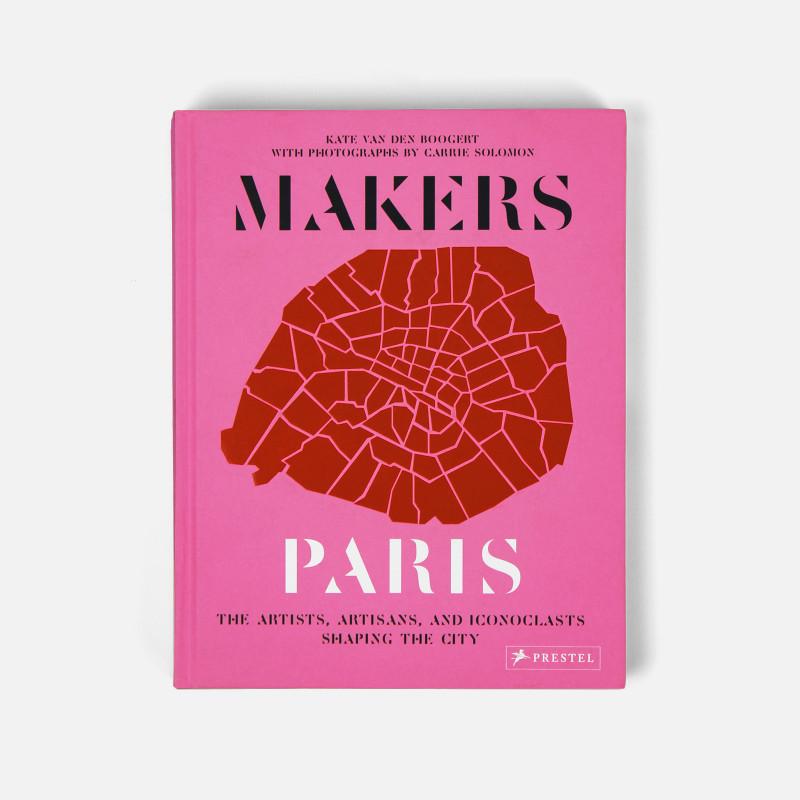 Makers Paris Book