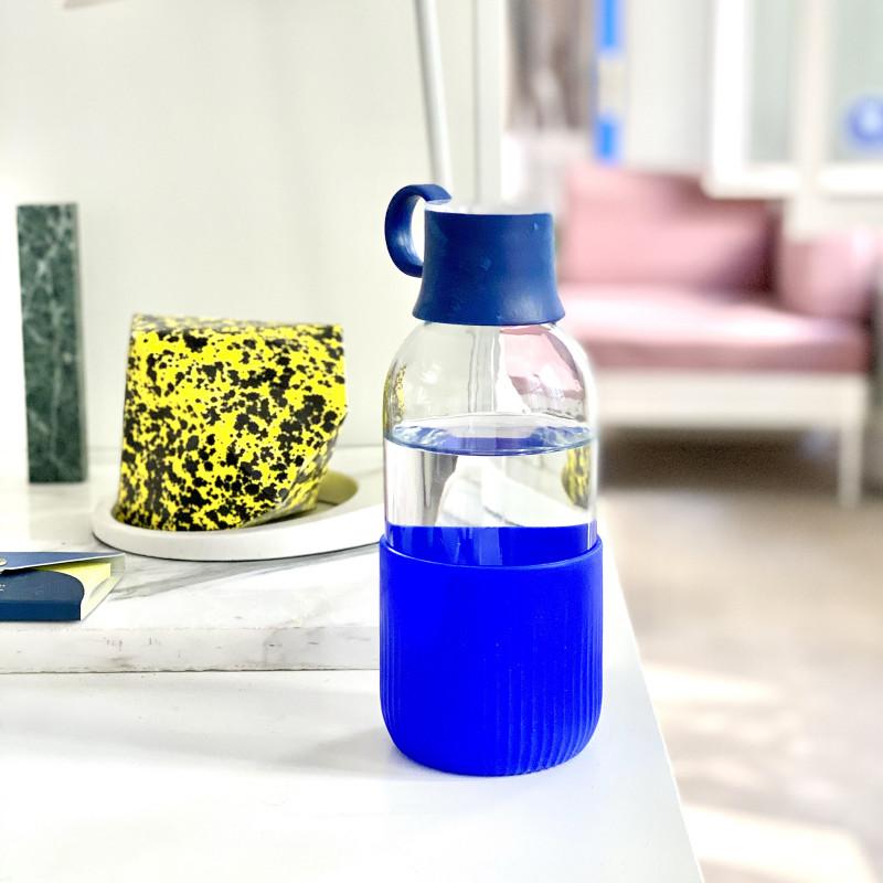 Gobi re-usable bottle  - Navy