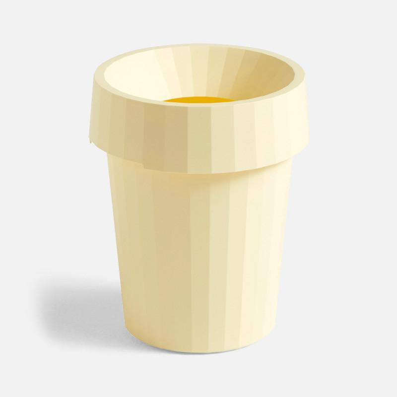 Shade Bin - Light Yellow