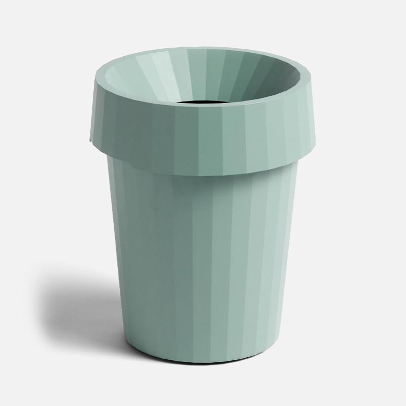 Shade Bin - Dusty Green
