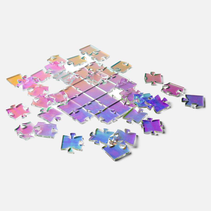 Puzzle Iridescent