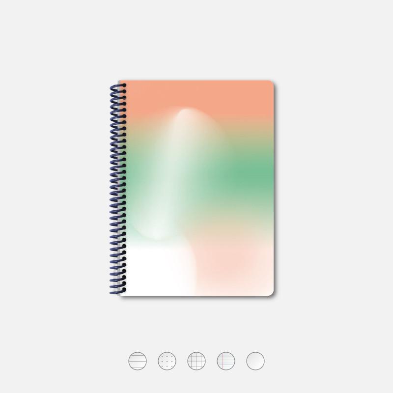 A5 Notebook - Kourou