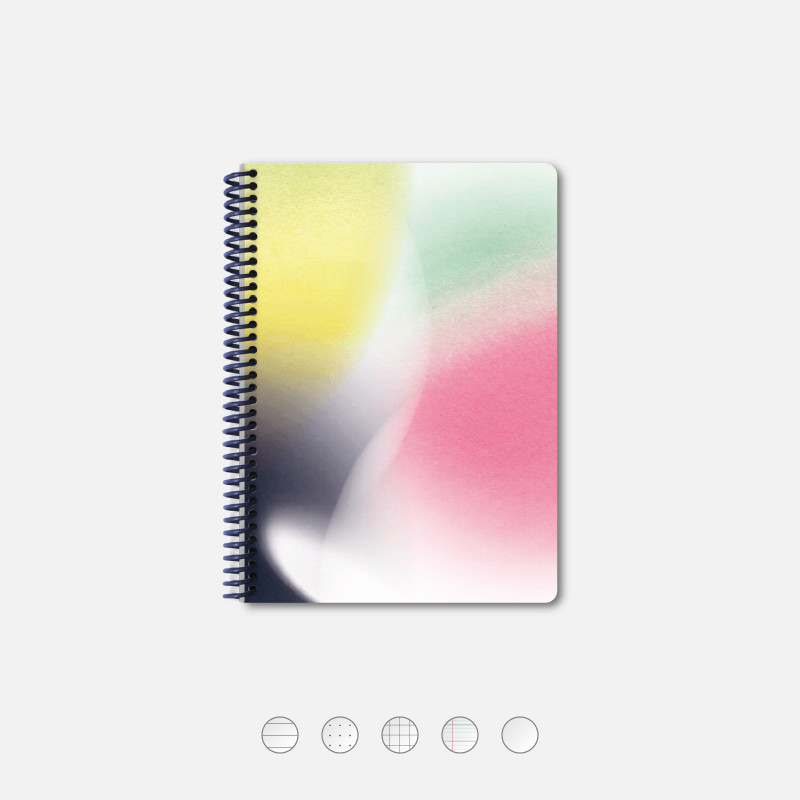 A5 Notebook - Helios
