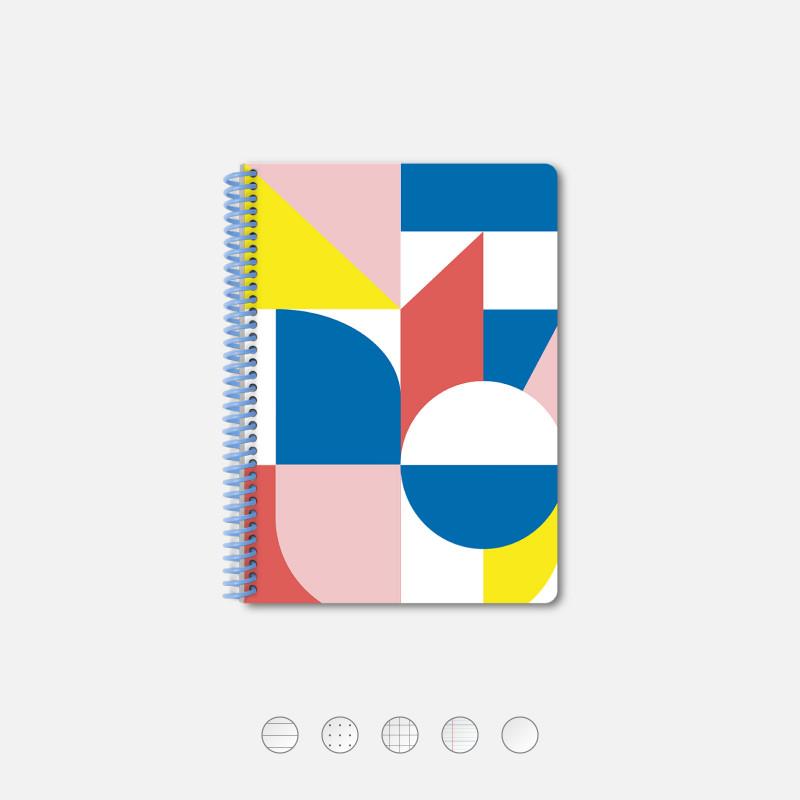 A5 Notebook - Memory Summer