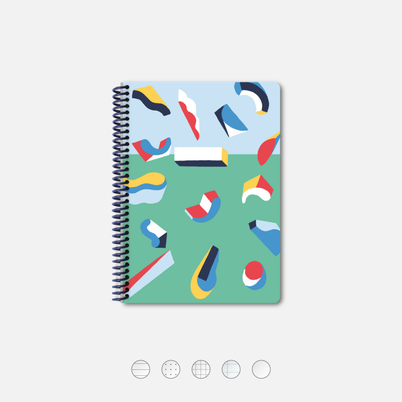 A5 Notebook - Thingy